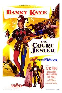 Best Comedy Movies of 1955 : The Court Jester