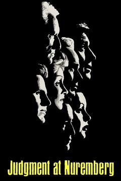 Best History Movies of 1961 : Judgment at Nuremberg