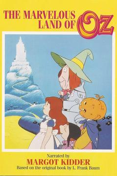 Best Animation Movies of 1987 : The Marvelous Land of Oz