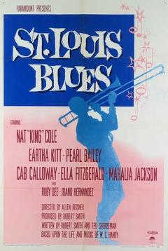 Best History Movies of 1958 : St. Louis Blues