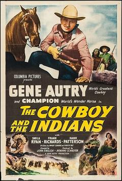 Best Western Movies of 1949 : The Cowboy and the Indians