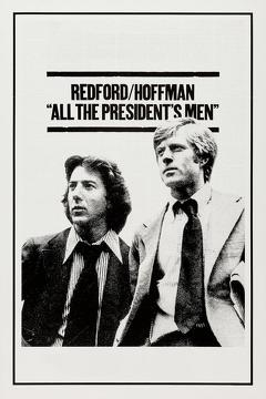 Best Thriller Movies of 1976 : All the President's Men