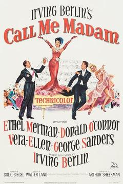 Best Family Movies of 1953 : Call Me Madam