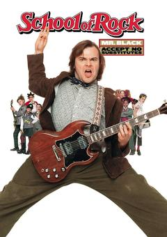 Best Comedy Movies of 2003 : School of Rock