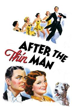 Best Comedy Movies of 1936 : After the Thin Man