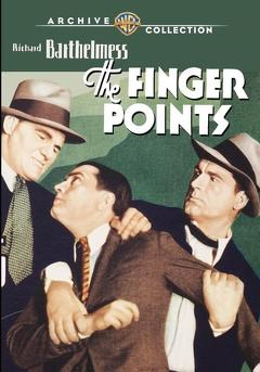 Best Thriller Movies of 1931 : The Finger Points