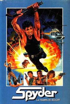 Best Action Movies of 1988 : Spyder