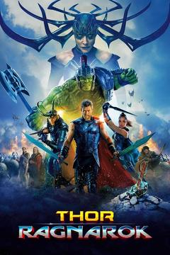 Best Comedy Movies of 2017 : Thor: Ragnarok