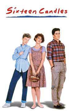 Best Comedy Movies of 1984 : Sixteen Candles