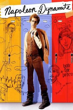Best Comedy Movies of 2004 : Napoleon Dynamite