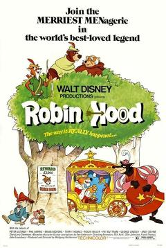 Best Animation Movies of 1973 : Robin Hood