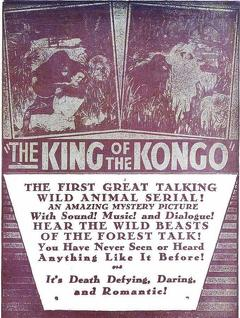 Best Action Movies of 1929 : The King of the Kongo