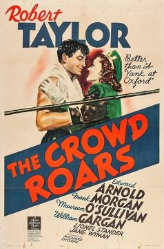 Best Action Movies of 1938 : The Crowd Roars