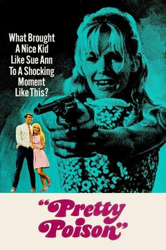 Best Thriller Movies of 1968 : Pretty Poison
