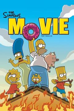 Best Comedy Movies of 2007 : The Simpsons Movie