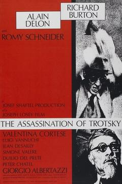 Best History Movies of 1972 : The Assassination of Trotsky