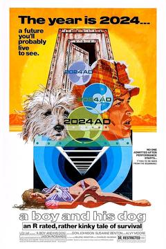 Best Science Fiction Movies of 1975 : A Boy and His Dog