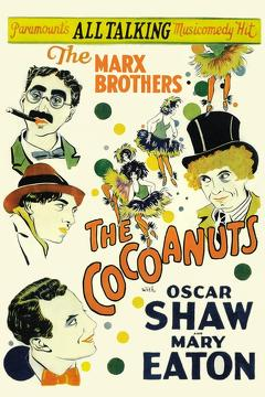 Best Movies of 1929 : The Cocoanuts