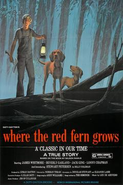 Best Family Movies of 1974 : Where the Red Fern Grows