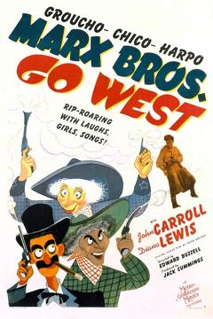 Best Western Movies of 1940 : Go West