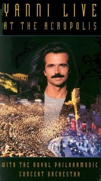 Best Documentary Movies of 1994 : Yanni: Live at the Acropolis