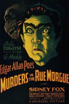 Best Mystery Movies of 1932 : Murders in the Rue Morgue