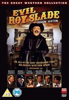 Best Western Movies of 1972 : Evil Roy Slade