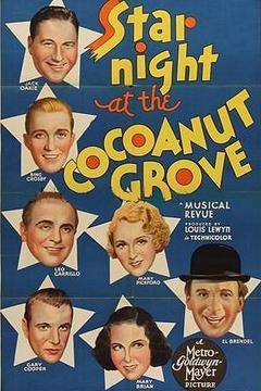 Best Documentary Movies of 1934 : Star Night at the Cocoanut Grove