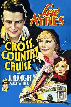 Best Adventure Movies of 1934 : Cross Country Cruise
