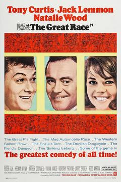 Best Western Movies of 1965 : The Great Race