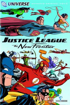 Best Animation Movies of 2008 : Justice League: The New Frontier