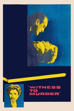 Best Crime Movies of 1954 : Witness to Murder