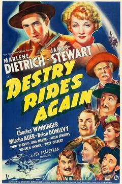 Best Movies of 1939 : Destry Rides Again