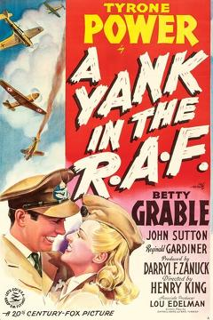 Best Action Movies of 1941 : A Yank in the R.A.F.