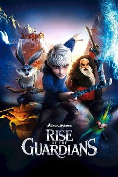 Best Fantasy Movies of 2012 : Rise of the Guardians