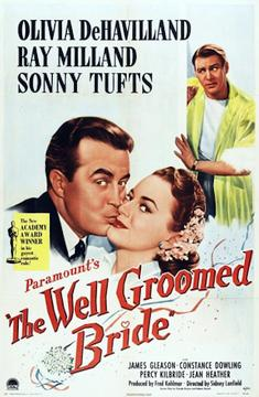 Best Romance Movies of 1946 : The Well Groomed Bride