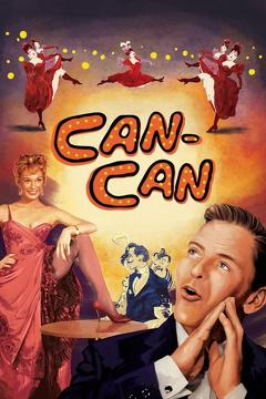Best Music Movies of 1960 : Can-Can