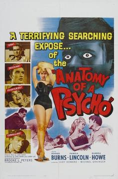 Best Mystery Movies of 1961 : Anatomy of a Psycho