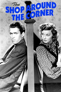 Best Comedy Movies of 1940 : The Shop Around the Corner