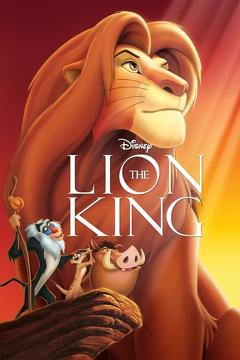 Best Animation Movies : The Lion King