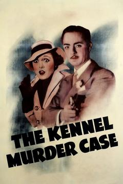 Best Mystery Movies of 1933 : The Kennel Murder Case