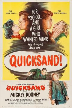 Best Mystery Movies of 1950 : Quicksand