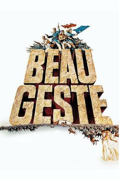 Best War Movies of 1966 : Beau Geste