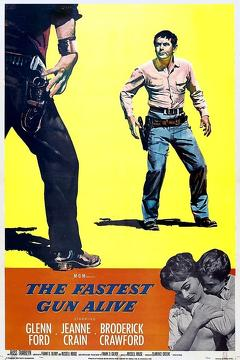 Best Western Movies of 1956 : The Fastest Gun Alive