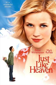 Best Romance Movies of 2005 : Just Like Heaven
