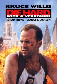Best Thriller Movies of 1995 : Die Hard: With a Vengeance