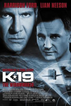 Best History Movies of 2002 : K-19: The Widowmaker