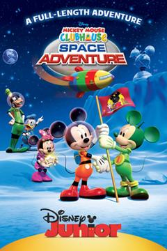 Best Animation Movies of 2011 : Mickey Mouse Clubhouse Space Adventure