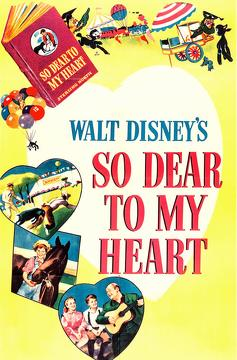 Best Family Movies of 1948 : So Dear to My Heart