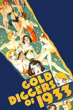 Best Music Movies of 1933 : Gold Diggers of 1933
